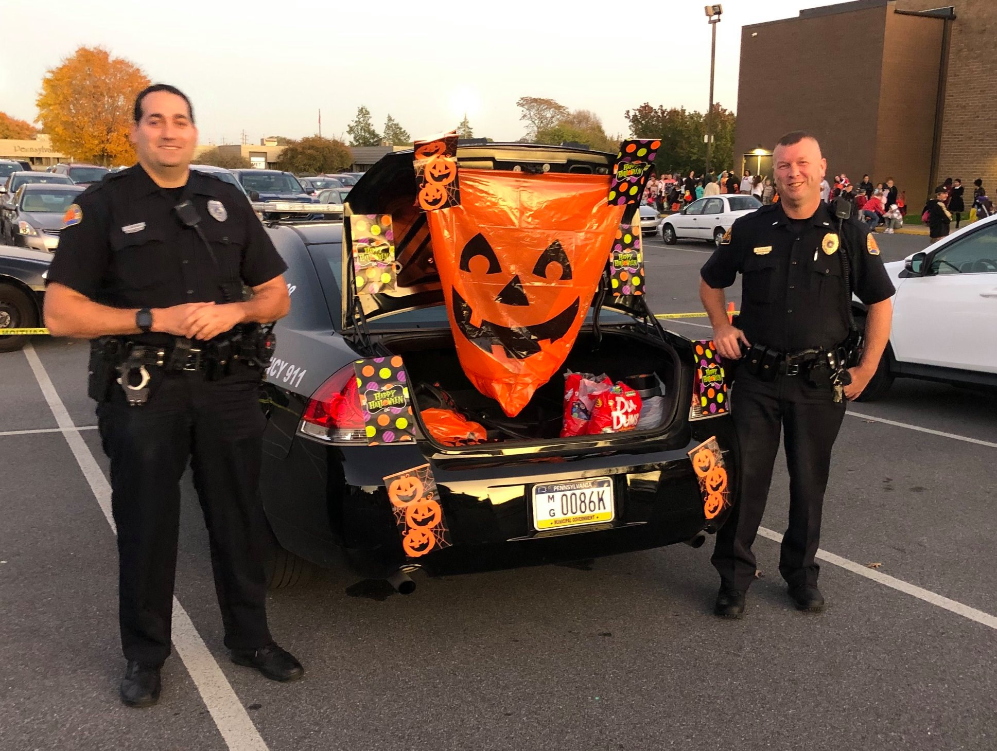 2ND ANNUAL TRUNK OR TREAT YMCA Blog Post